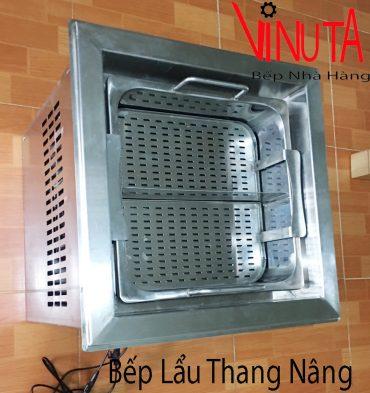 Bếp Lẩu Thang Nâng