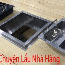 cấu tạo bếp chuyên lẩu nhà hàng