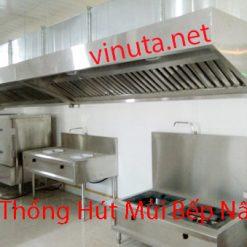 hệ thống hút mùi bếp nấu