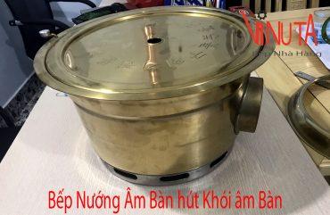 bếp nướng âm bàn hút khói âm