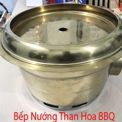 bếp nướng than hoa bbq