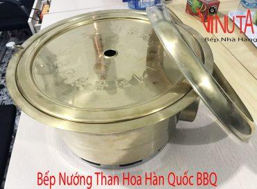 bếp nướng than hoa hàn quốc bbq