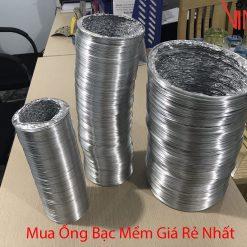 ống bạc mềm giá rẻ nhất