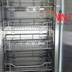 cấu tạo tủ sấy bát đĩa