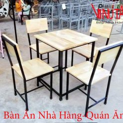 bàn ăn nhà hàng quán ăn