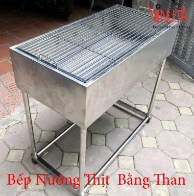 bếp nướng thịt bằng than