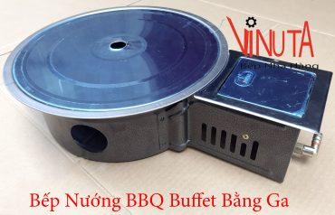 bếp lẩu nướng bbq buffet bằng ga