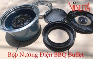 bếp nướng điện bbq buffet