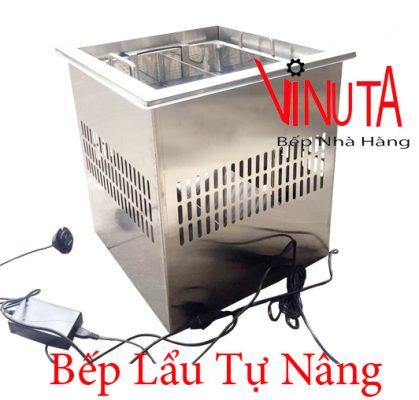 bếp lẩu tự nâng ở Bình Phước