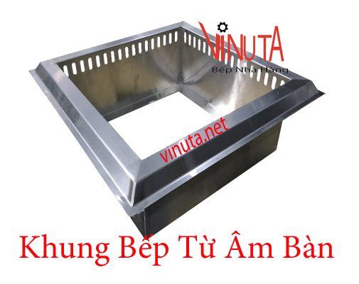 khung bếp từ âm bàn
