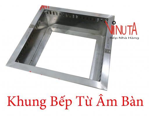 khung bếp từ âm bàn ở bình định