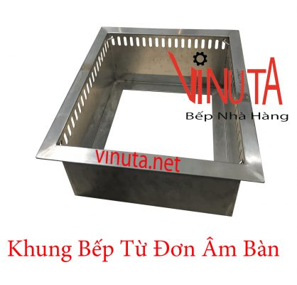 khung bếp từ đơn âm bàn