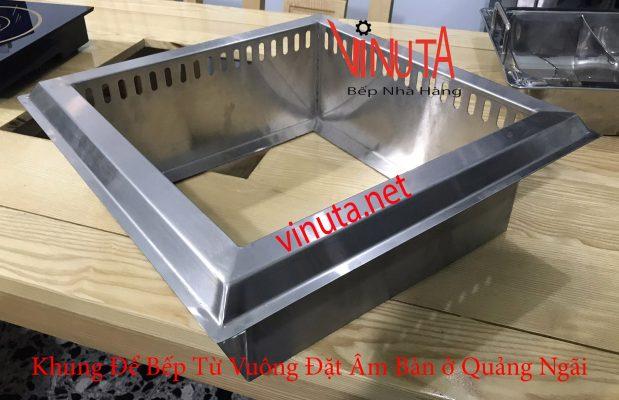 khung để bếp từ vuông đặt âm bàn ở quảng ngãi