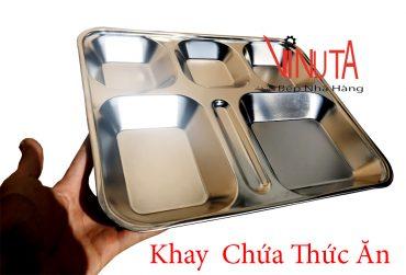 khay chứa thức ăn
