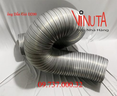ống dẫn gió d200