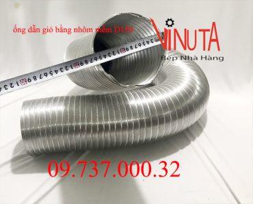 ống dẫn gió bằng nhôm mềm d150