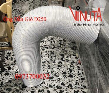 ống dẫn gió d250