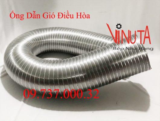ống dẫn gió điều hòa