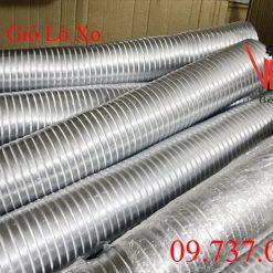 ống dẫn gió lò xo