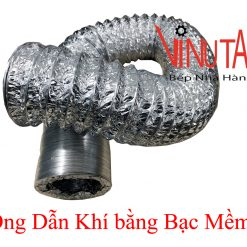 ống dẫn khí bằng bạc mềm