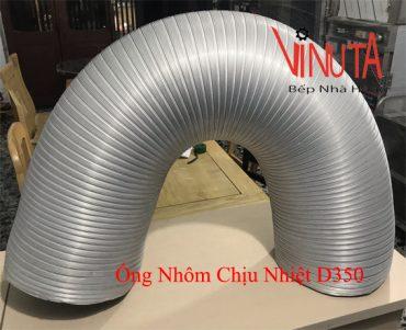 ống nhôm chịu nhiệt d350
