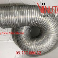 ống nhôm mềm dẫn gió