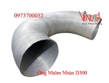 ống nhôm nhún d300