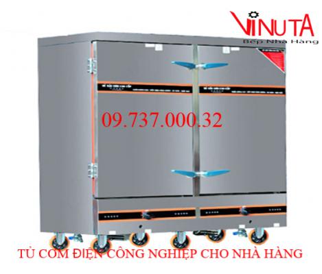 tủ cơm điện công nghiệp cho nhà hàng