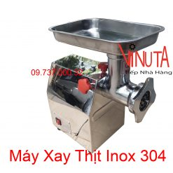 máy xay thịt inox 304