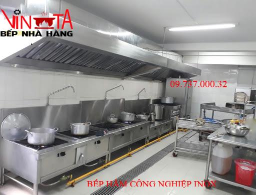 bếp hầm công nghiệp inox