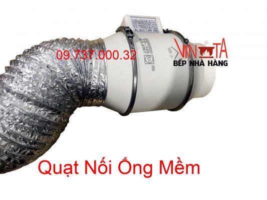 quạt nối ống mềm