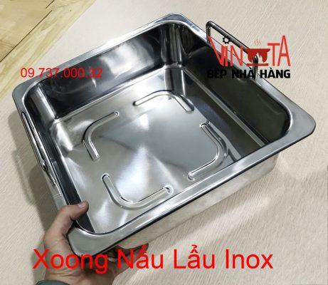 xoong nấu lẩu inox