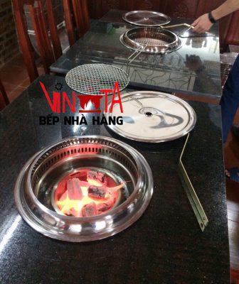 bếp nướng âm bàn hút khói âm bàn