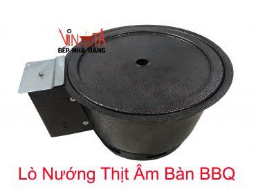 lò nướng thịt âm bàn bbq