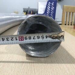ống nhôm mềm phi100