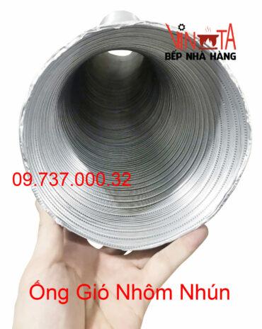 ống gió nhôm nhún